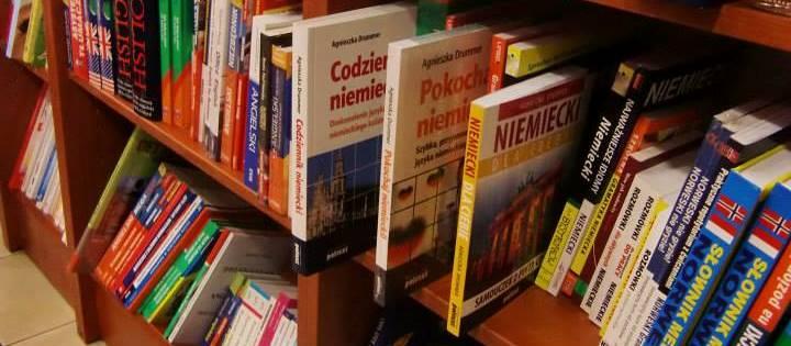 Moje książki doniemieckiego