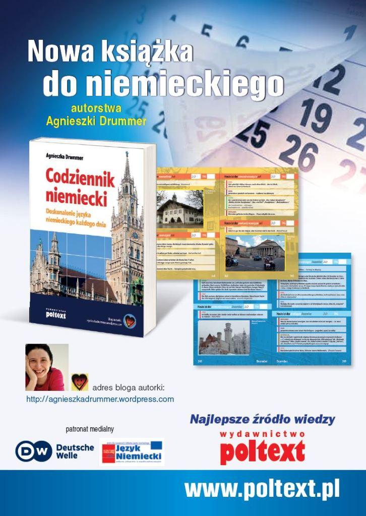 Reklama Codziennika niemieckiego