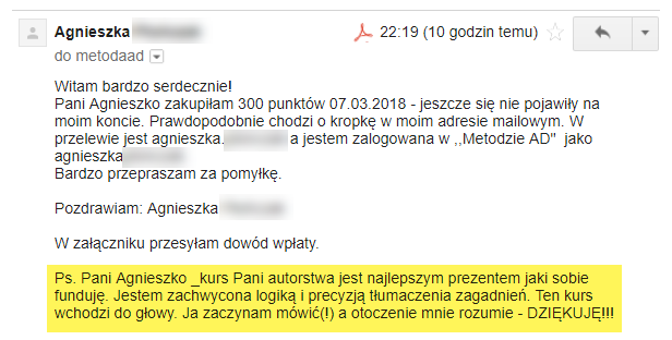 agnieszka - metoda ad png